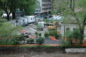 union sq pre-tree destruction may 08