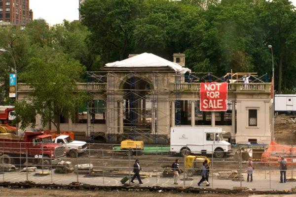 Union Square Park Not for Sale