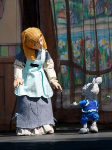 """""""Puppets in the Parks"""" Production"""