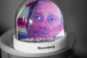 Bloomberg in a bubble