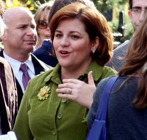 City Council Speaker Christine Quinn