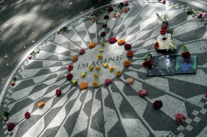 Strawberry Fields, Central Park (Designated Scenic Landmark 1974)