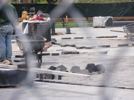Paving the Way - Fountain Plaza