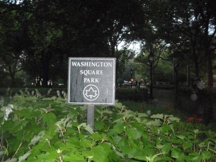 SW side of Park