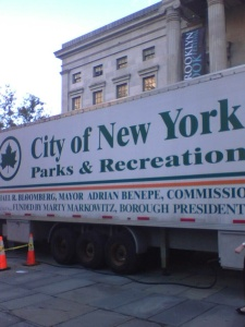Parks Department Logos Abound!